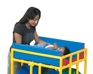Children's Factory Primary Baby Changer