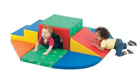 Children's Soft PlayTunnel Set