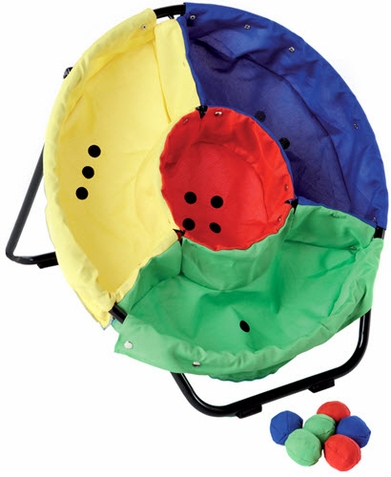 Children's Toss and Throw Game