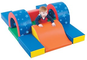 Chisholm Trail Soft Play Climber