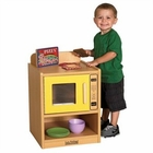ECR4Kids Colorful Essentials Play Microwave Oven - 3 Color Choices