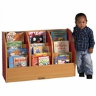 ECR4Kids Colorful Essentials Toddler Single Sided Book Stand