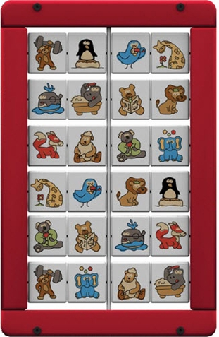 Little Critters Concentration Wall Activity Game