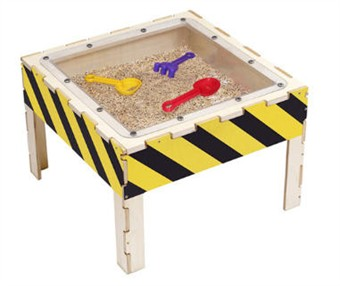 Construction Zone Sand Activity Table