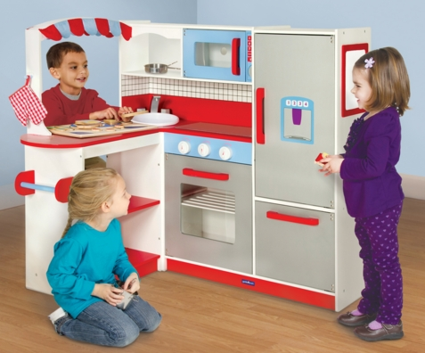Cook's Nook Play Kitchen - Free Shipping