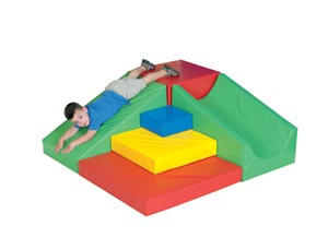 Corner Ridge Climber Soft Play Climber