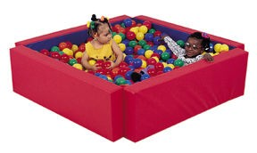Corral Ball Pit Pool