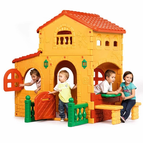ECR4Kids Country Estate Playhouse