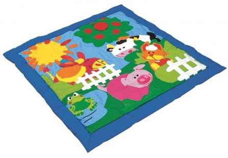WESCO Countryside Activity Mat
