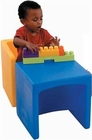 Child's Cube Chair
