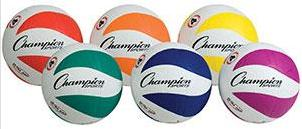 Champion Sports Cyclone Soccer Ball - Set of 6