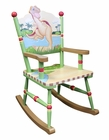 Dinosaur Kingdom T-Rex Rocking Chair