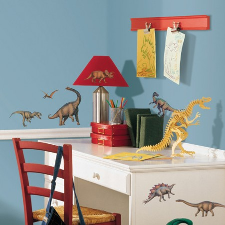 Dinosaurs Peel & Stick Decals - Free Shipping