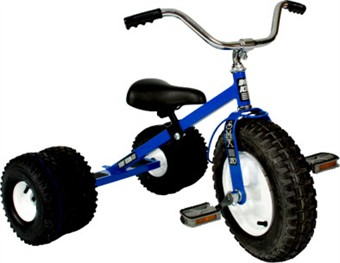 Dirt King Dually Tricycle