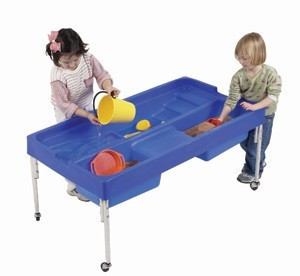 Discovery Sand & Water Table and Lid Set