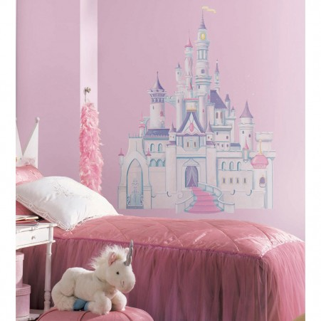 Disney Giant Castle Peel & Stick Giant Wall Decal