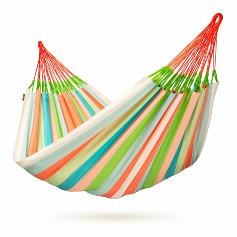 Domingo Coral Family Hammock - Free Shipping