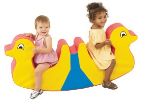 Double Ducky Soft Rocker