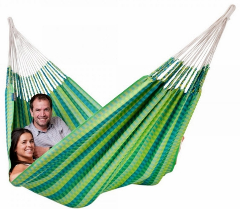 La Siesta Carolina Spring Double Hammock - Out of Stock