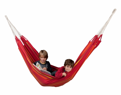La Siesta Currambera Cherry Double Hammock