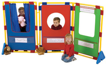 Dramatic Play Panel Set of 3