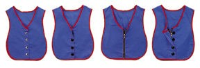 Dressing Skills / Manual Dexterity Vests