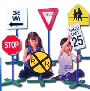 Drive Time Traffic Signs - Out of Stock