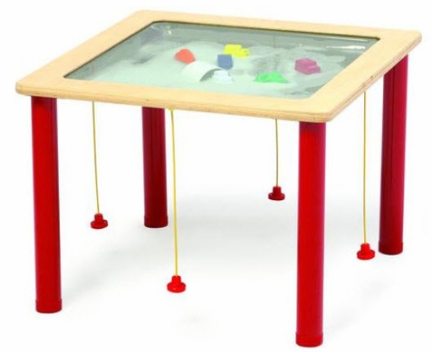 Dune Racer Activity Table