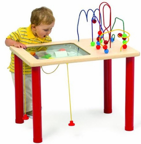 Dune Racer & Bead Blast Activity Table