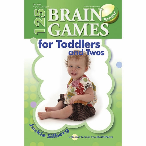 125 Brain Games Book for Toddlers and Twos