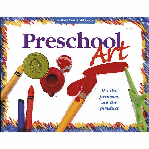 Early Childhood Resource Book - Preschool Art