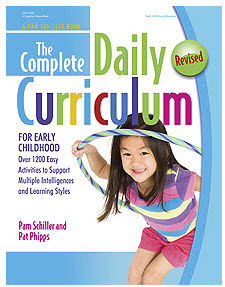 Early Childhood Resource Book - The Complete Daily Curriculum