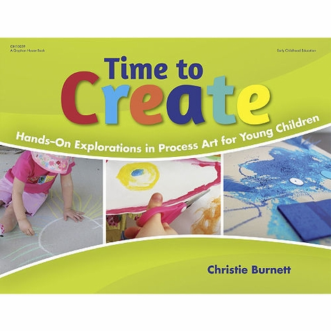 Early Childhood Resource Book - Time To Create
