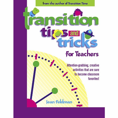 Early Childhood Resource Book - Transition Tips And Tricks