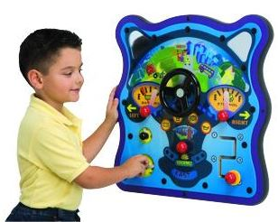 Eco Drive Wall Toy