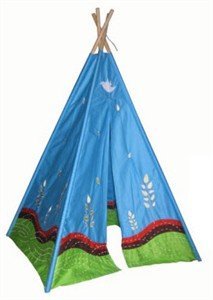 6' Eco TeePee Playhouse
