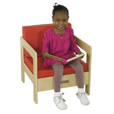 ECR4Kids Birch Chair
