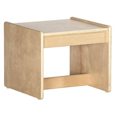ECR4Kids Birch End Table