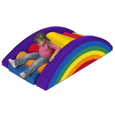 ECR4Kids Rainbow SoftZone