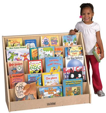 ECR4Kids Single-Sided Book Display