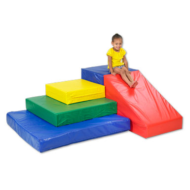 ECR4Kids SoftZone Climb & Slide