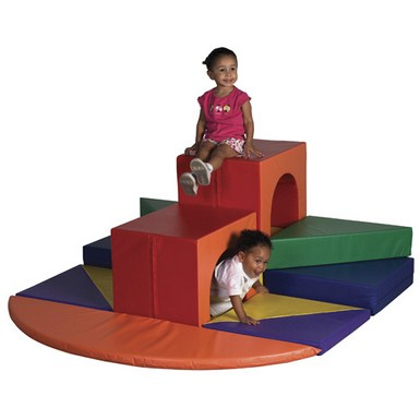 ECR4Kids SoftZone High Rise Climber