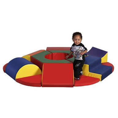 ECR4Kids SoftZone Roundabout - Out of Stock