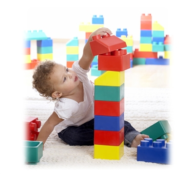 Edushape Edu Blocks - 50 Piece Set