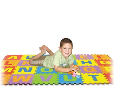 Edu Tiles - Letters 26 Piece Set - Free Shipping
