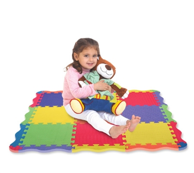 Edu Tiles - Play Mat - 25 Piece Set