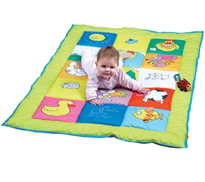 Double Sided Baby Mat - Free Shipping