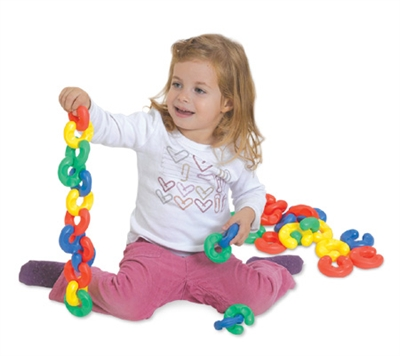 Edushape Ez-Grip C Links - 36 Piece Set
