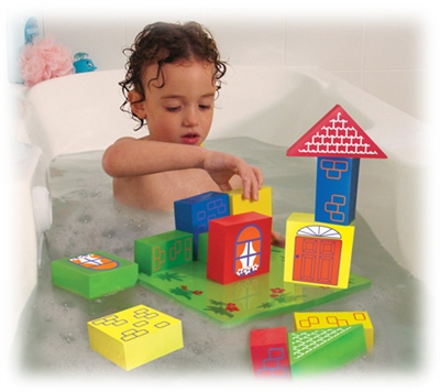 Edushape Floating Blocks - Free Shipping