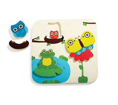 Forest Fun Puzzle - Free Shipping